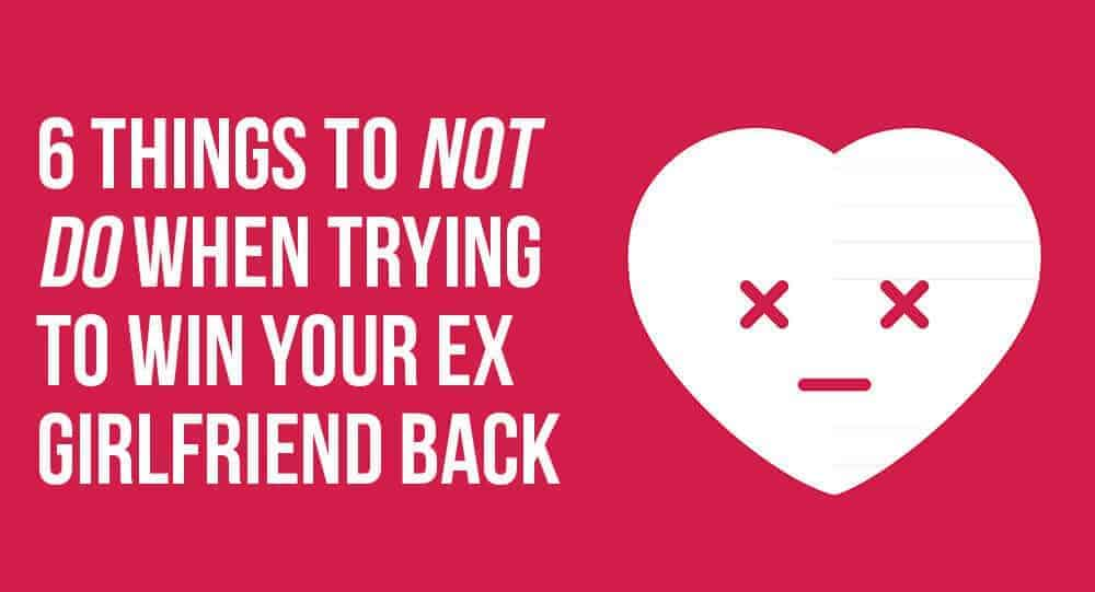 things to do to get over your ex