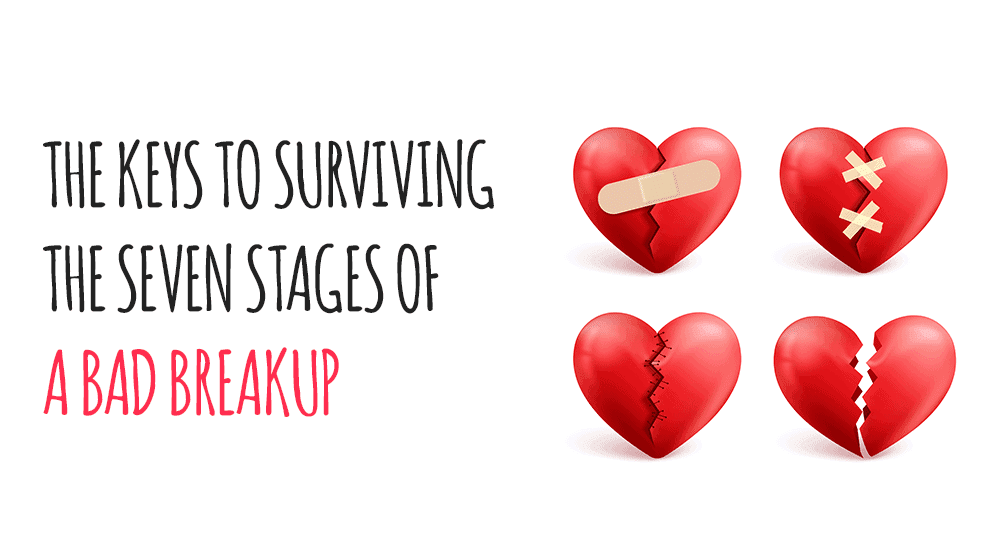 surviving a bad breakup