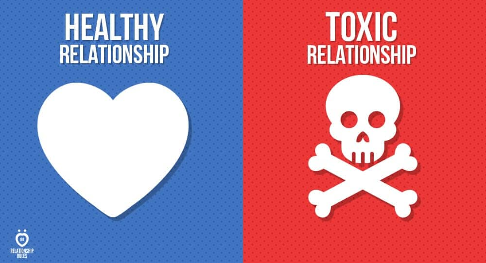 7 Major Differences Between A Healthy Relationship And A Toxic One