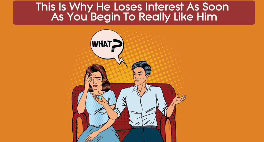 Signs he is interested in a relationship