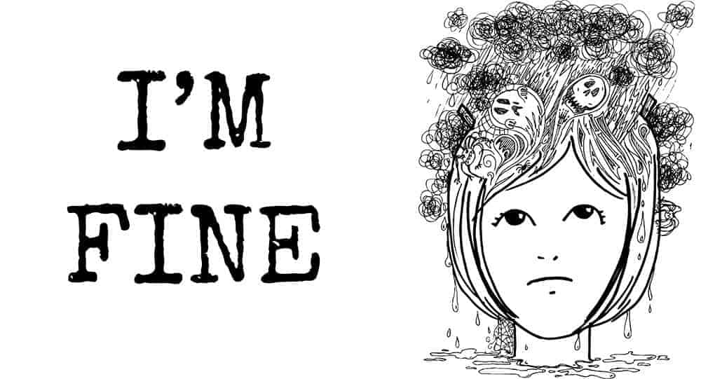 The Real Reason Women Say ˜I'm Fine' When They're Actually Not 4
