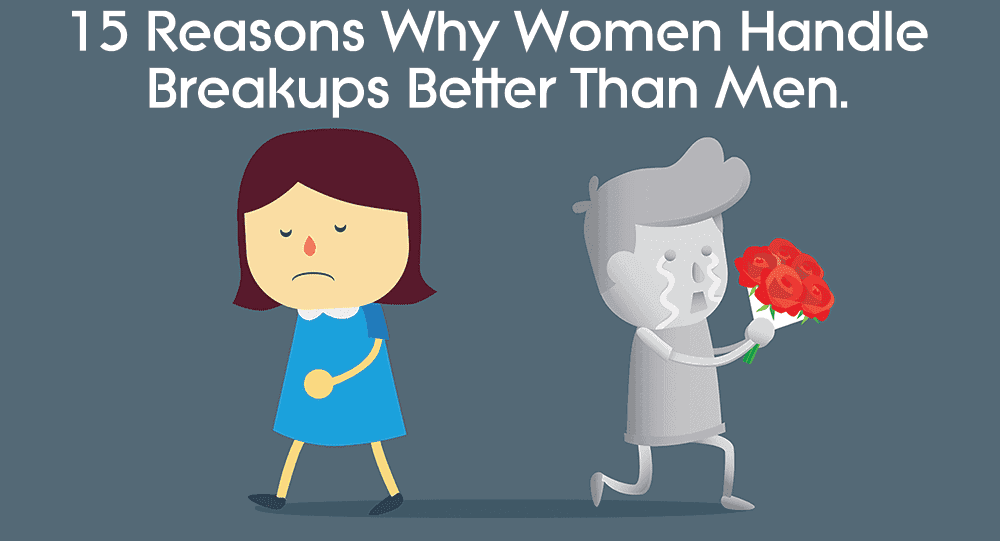 Why men break up with women