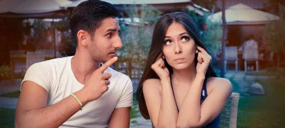 14 Dumb Fights Couples Have That Only Make Them Love Each Other More |  Relationship Rules