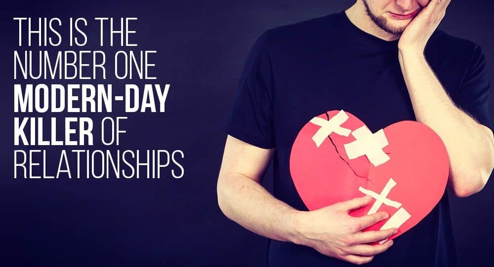 This Is The Number One Modern-Day Killer Of Relationships 12