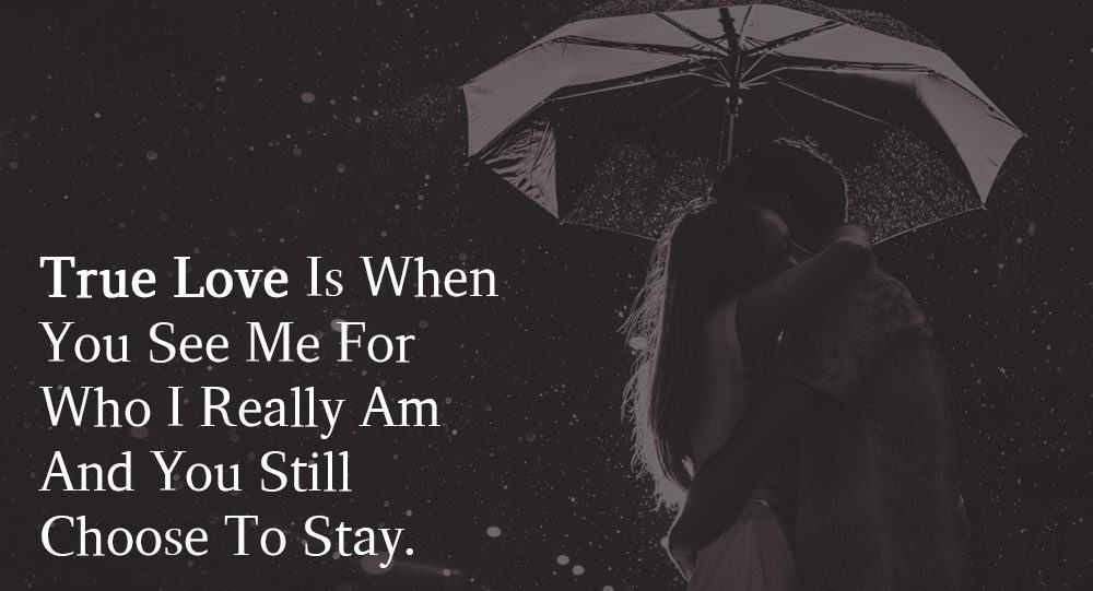 Stay to love