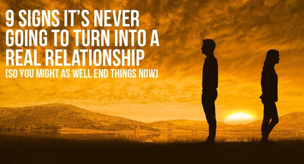 Relationship what is real a What Is