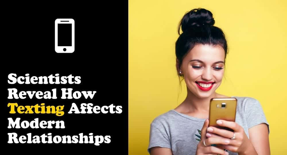 Scientists Reveal How Texting Affects Modern Relationships 1