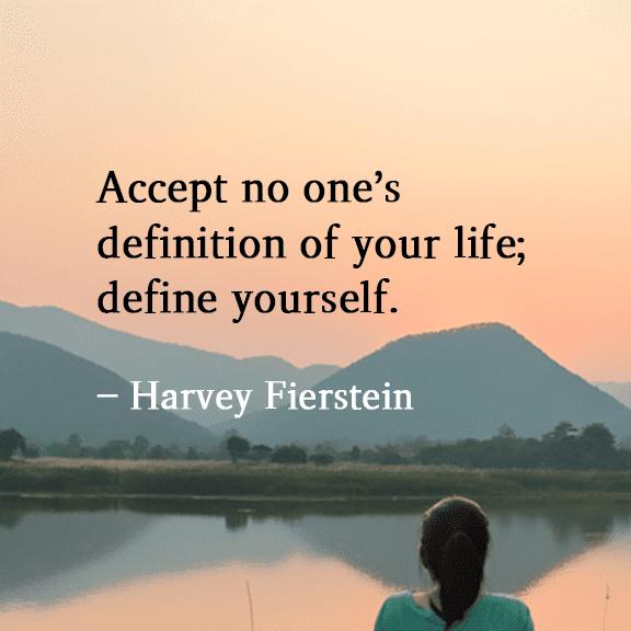 Harvey Fierstein Quote