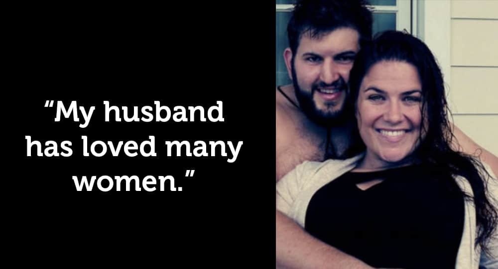 Her Husband Fell In Love With Many Women, And She's Fine With It 9