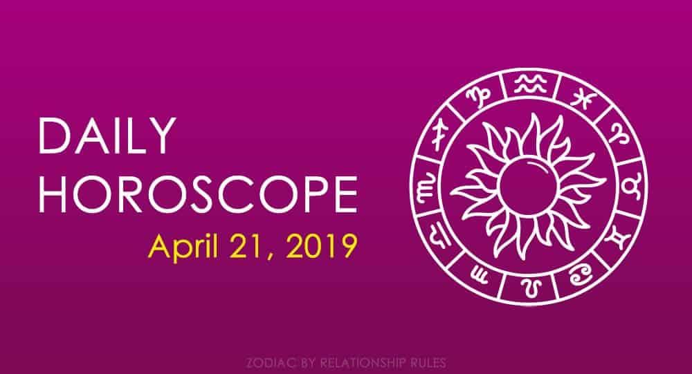 sunday march 21 horoscope