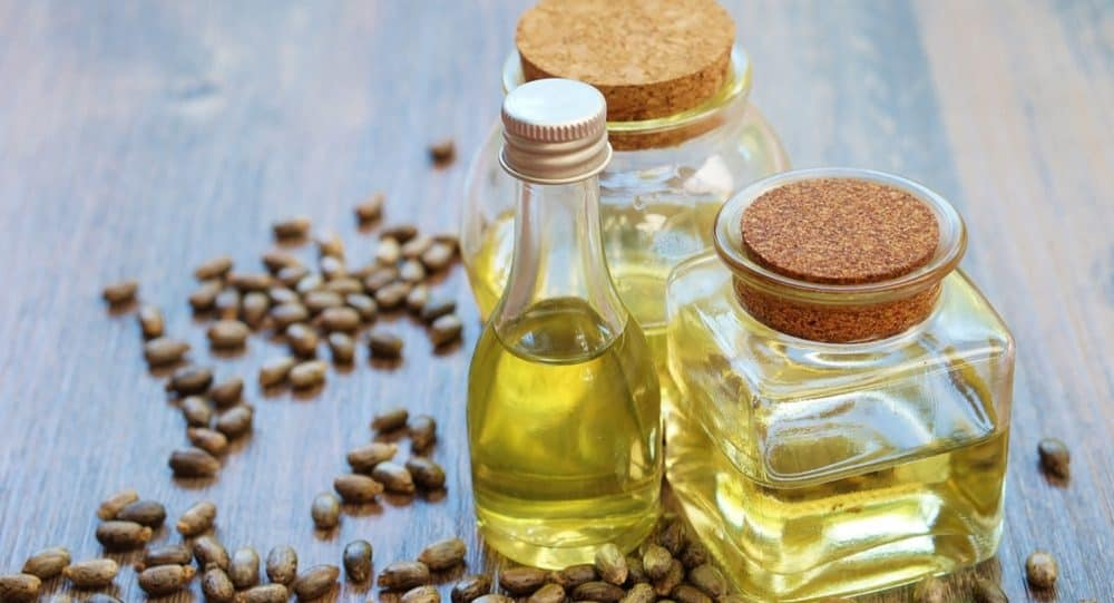 Get Rid Of Forehead Wrinkles With Castor Oil