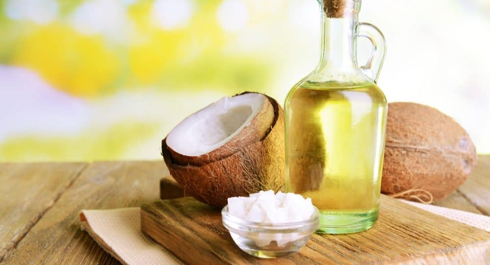 Get Rid Of Forehead Wrinkles With Coconut Oil