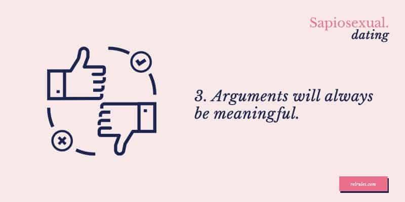 sapiosexual argument