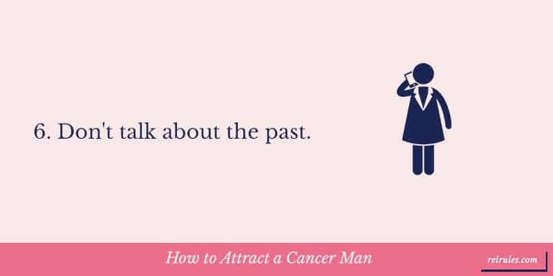 How to Attract a Cancer Man