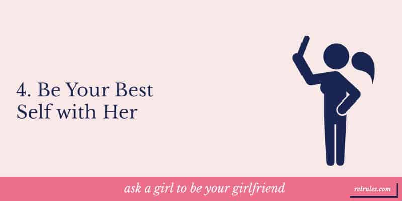 Be your best self with her