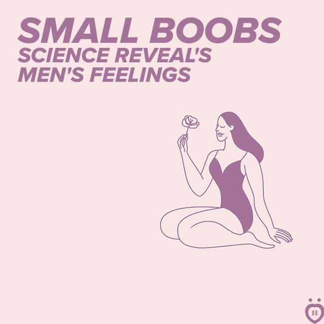 Boobs smail Small Tits