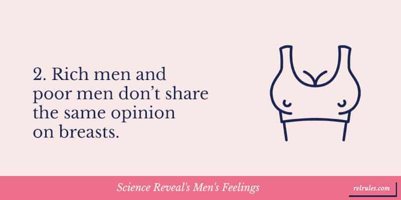 Science Reveal's Men's Feelings